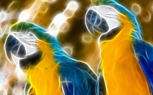 افتراضي الفركتاليوس .. إحدى فنون الفوتوشوب ..ابداع