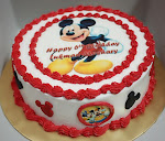 Kids Cake (Edible image)