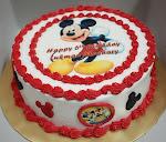 Kids Cake (Edible image)