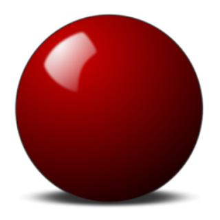 rojo chupando bolas
