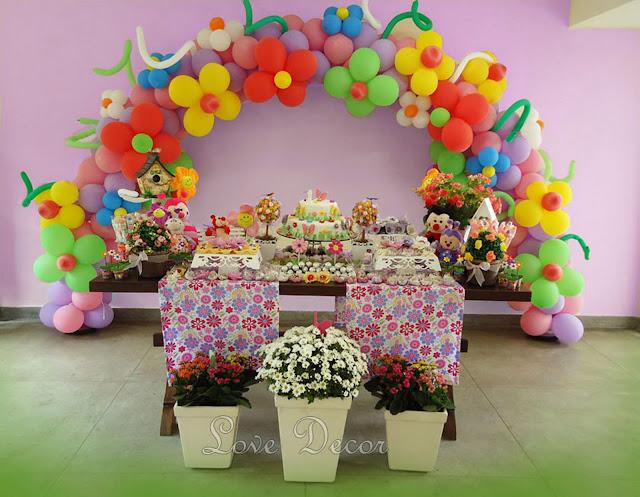 decoracao jardim encantado festa infantil:LOVE DECOR: FESTA JARDIM ENCANTADO
