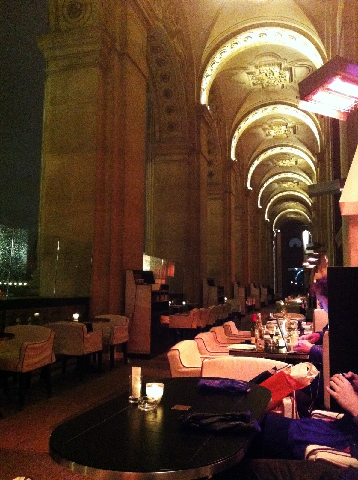Cafe Marly Paris It S All Good