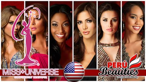 Miss Universe 2015 | Contestant Portraits