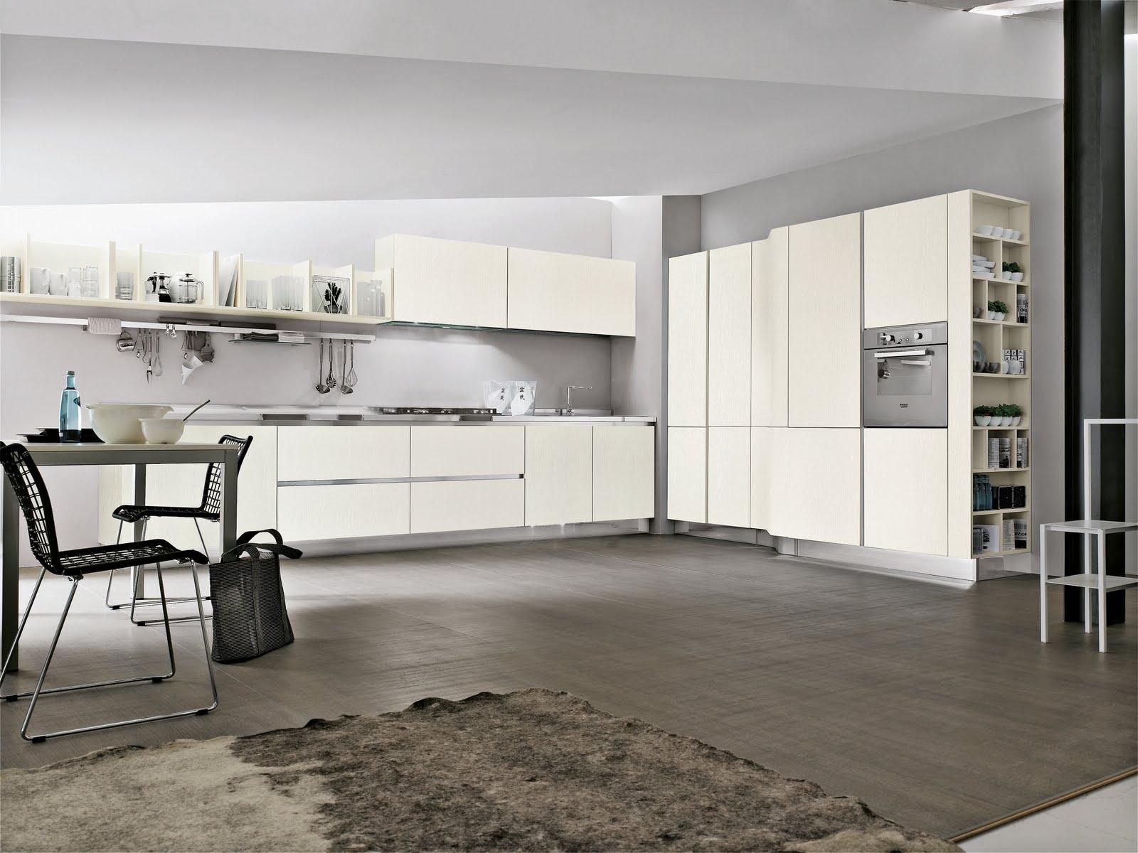 In Finitura Bianco Opaco E Top In Laminato Dello Spessore Di Soli 2 Cm #557176 1600 1200 Top Cucina In Laminato Opinioni