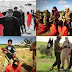 IŞİD, Suriye'de 8 Şii'yi başlarını keserek katletti.