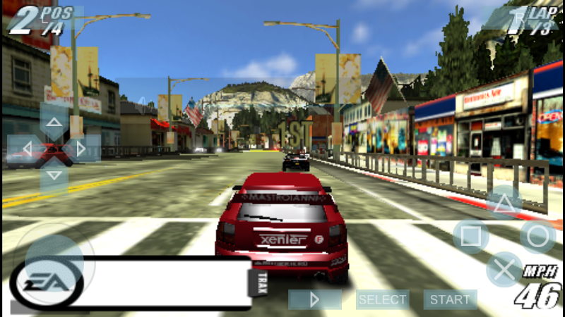 burnout psp download