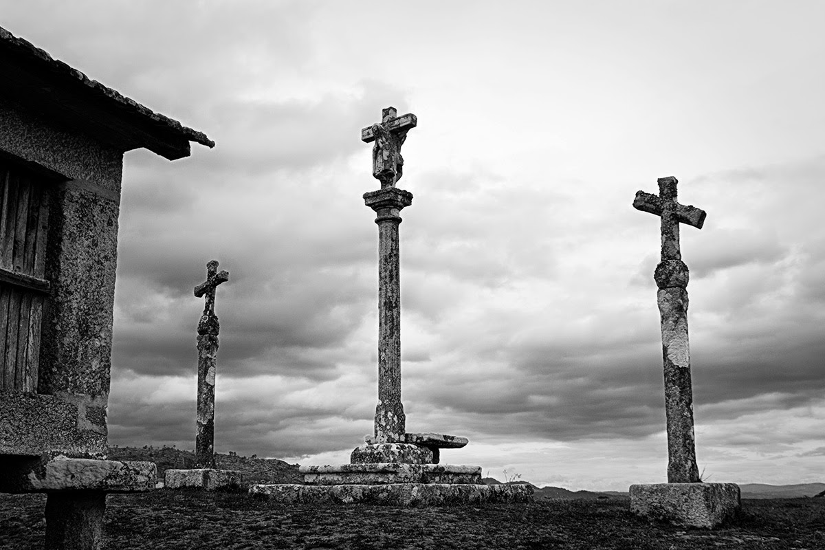 Galicia profunda... mente cristiana