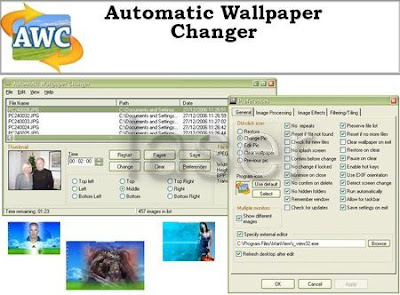 automatic wallpaper changer 4 free software download