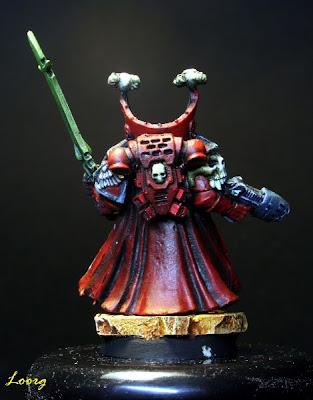 Mephiston, Señor de la Muerte de los Ángeles Sangrientos