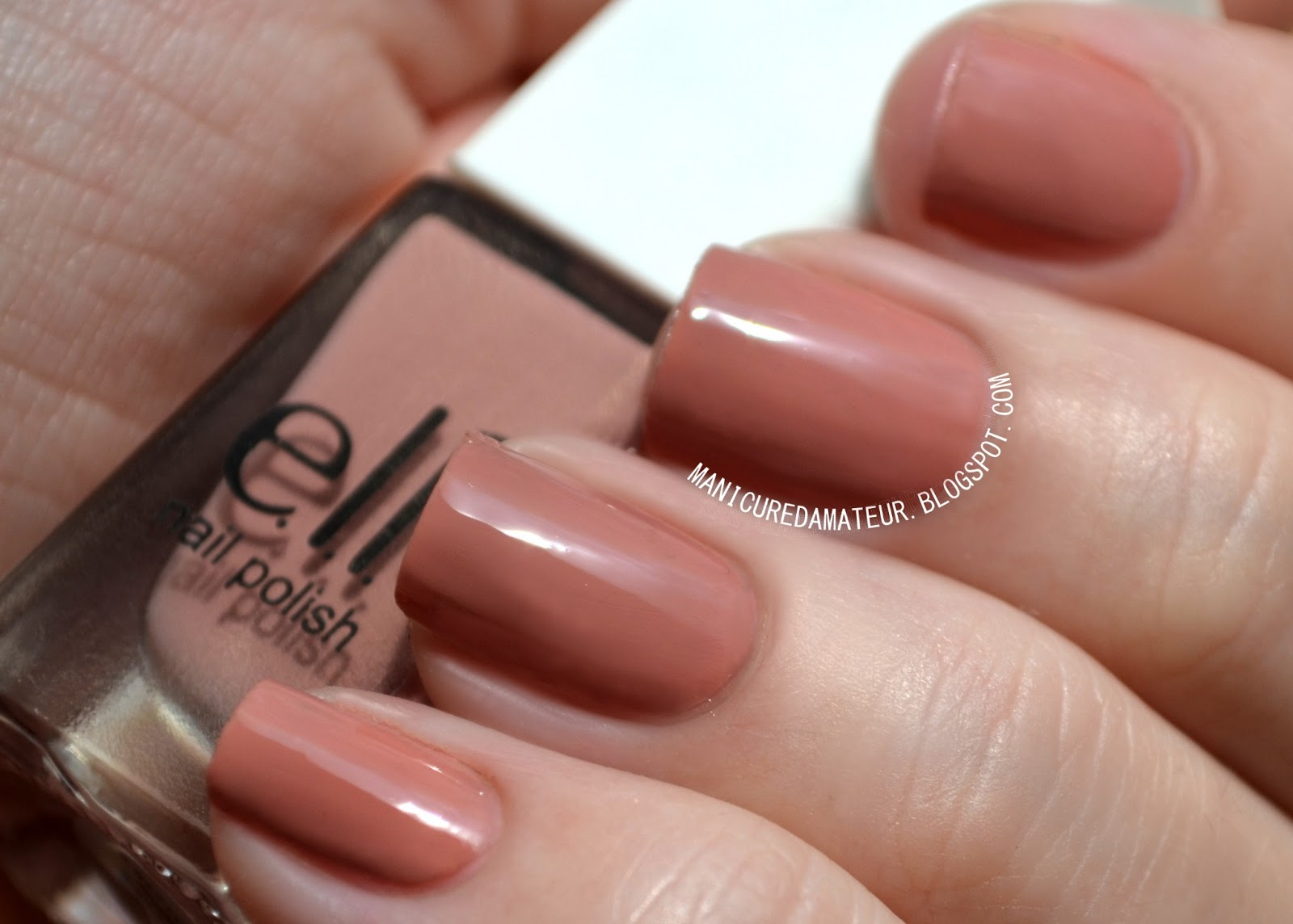 The Manicured Amateur: E.L.F Essential Spring 14 Piece Nail Cube ...