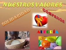VALORES DEL CURSO 2015-2016