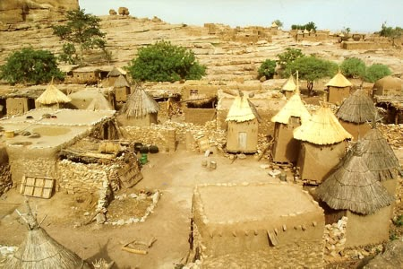 The Biggest Secrets Of The World: The Dogon Tribe Of ... African Village Life Before Slavery