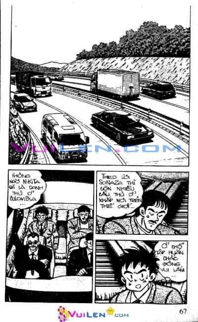 Jindodinho - Đường Dẫn Đến Khung Thành III Tập 54 page 67 Congtruyen24h
