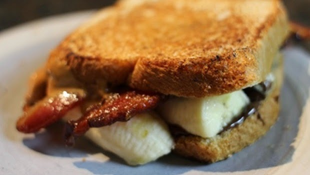 Cara Membuat Sandwich Nutella Pisang Goreng yang Lezat