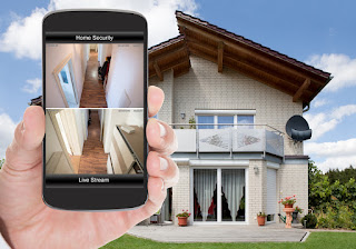home security systems technology