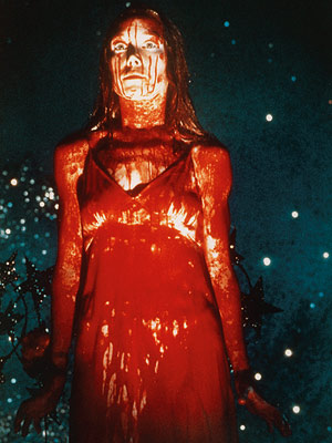 Sissy Spacek in the famous film adaptation.