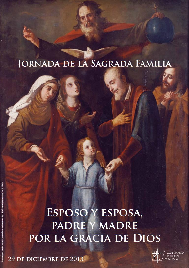 Apa sagrada familia de valladolid festividad de la for De la sagrada familia