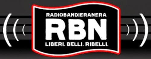 RADIOBANDIERANERA LA RADIO DI CASAPOUND ITALIA