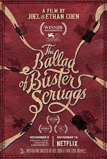 A Balada de Buster Scruggs Dublado Online