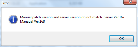 Solusi Error Install Dragon Nest Manual Patch