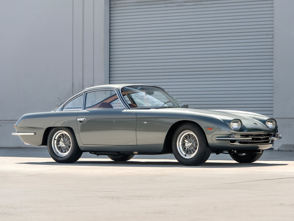 all cars nz 1965 lamborghini 350 gt for sale in usa from 800 000 to 1 000 000. Black Bedroom Furniture Sets. Home Design Ideas