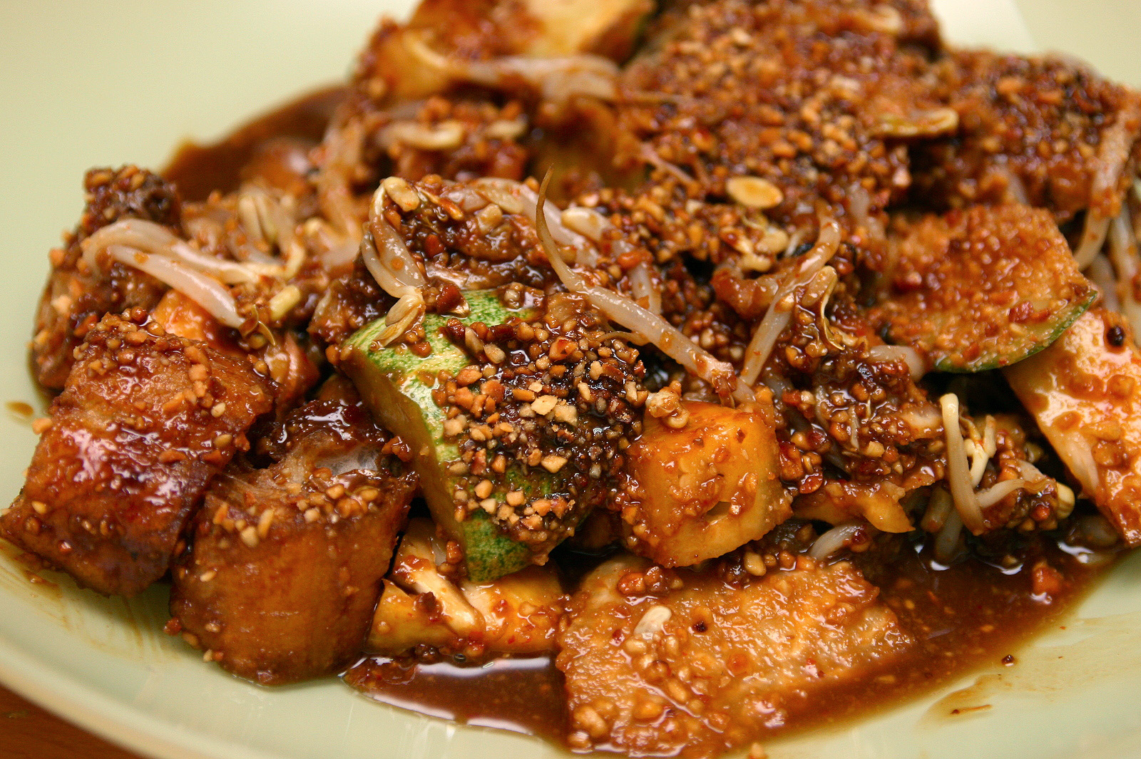 Fortune Delights Rojak at Marine Parade Central | CAMEMBERU