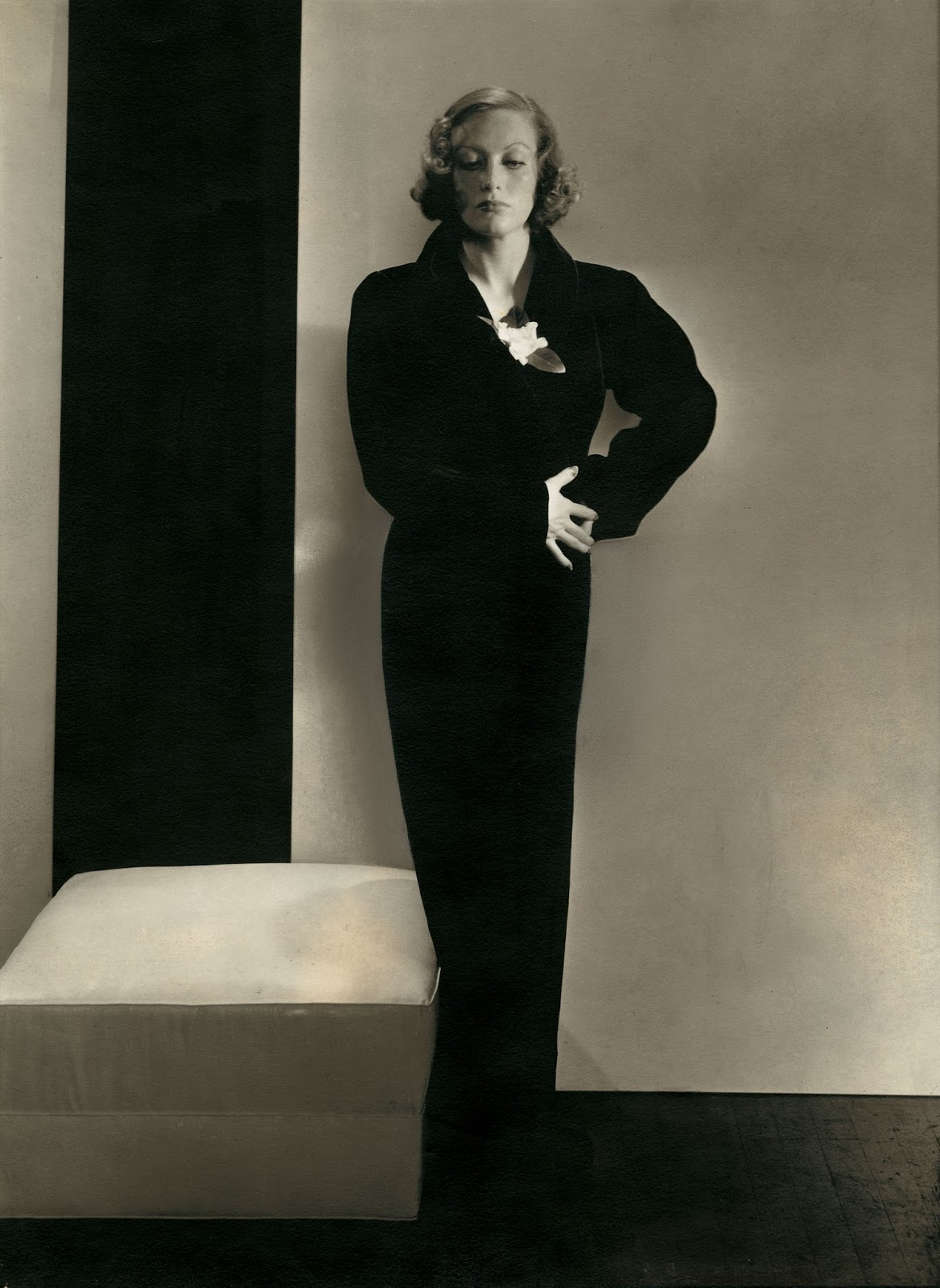 Joan Crawford, Edward Steichen. Fotografía | Photography