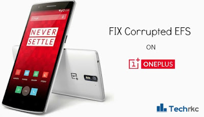 OnePlus One (A0001) Device No IMEI / EFS Backup Problem Fixed