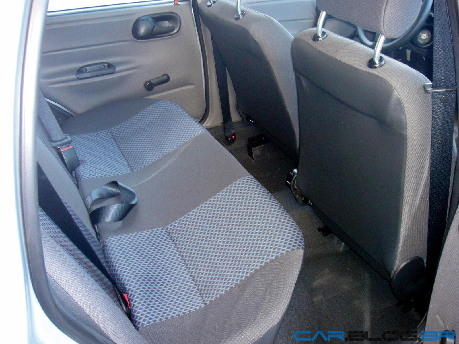 Chevrolet classic 2013 com abs e air bag interior