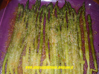 asparagi finger food