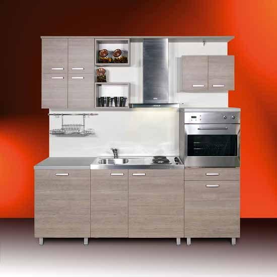 Modern kitchen design ideas small kitchen design for Small contemporary kitchen designs