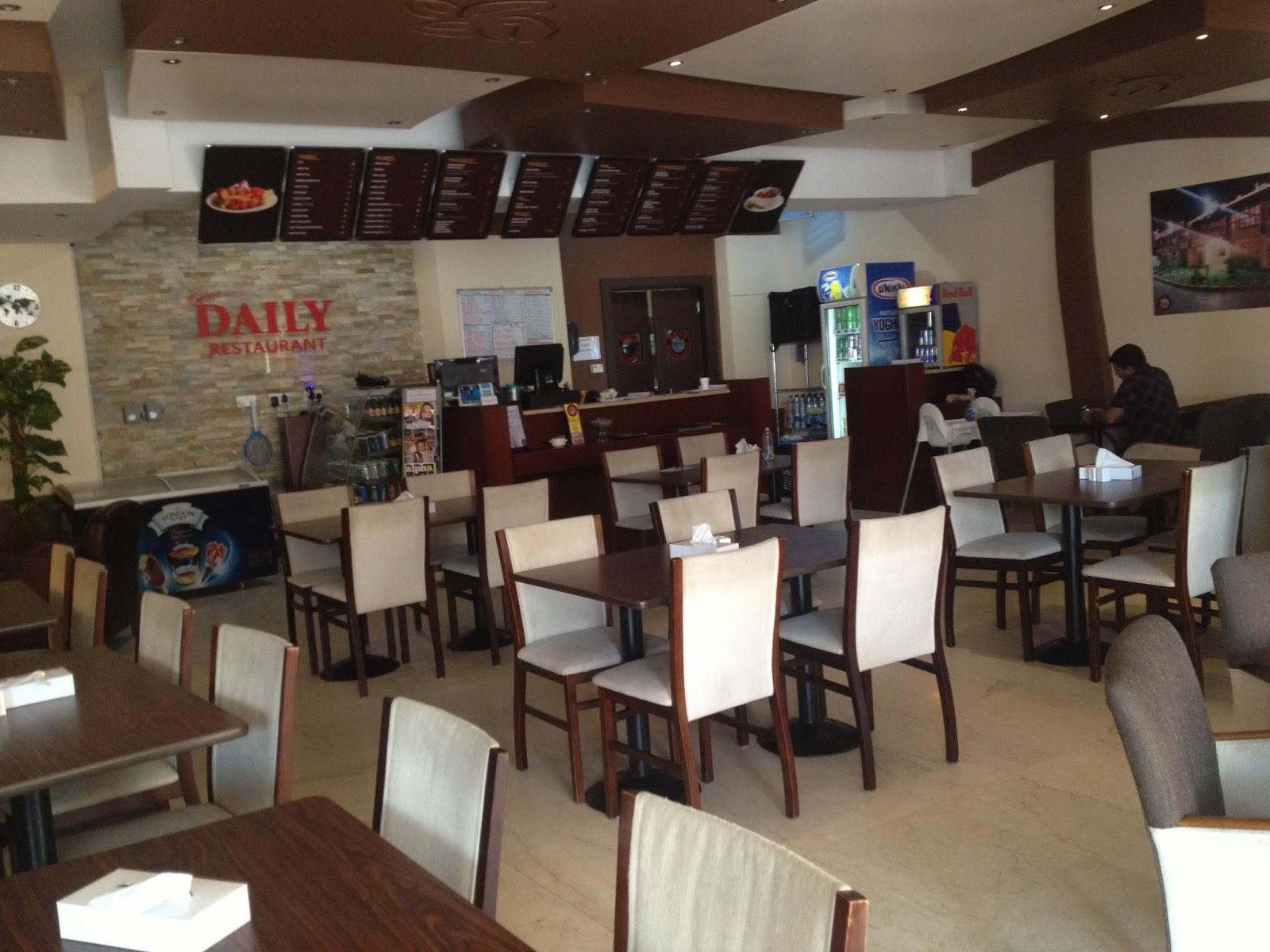 Ready Tech Go Daily Restaurant Barsha Branch Dubai