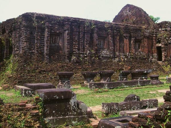 Templo santuario de My Son