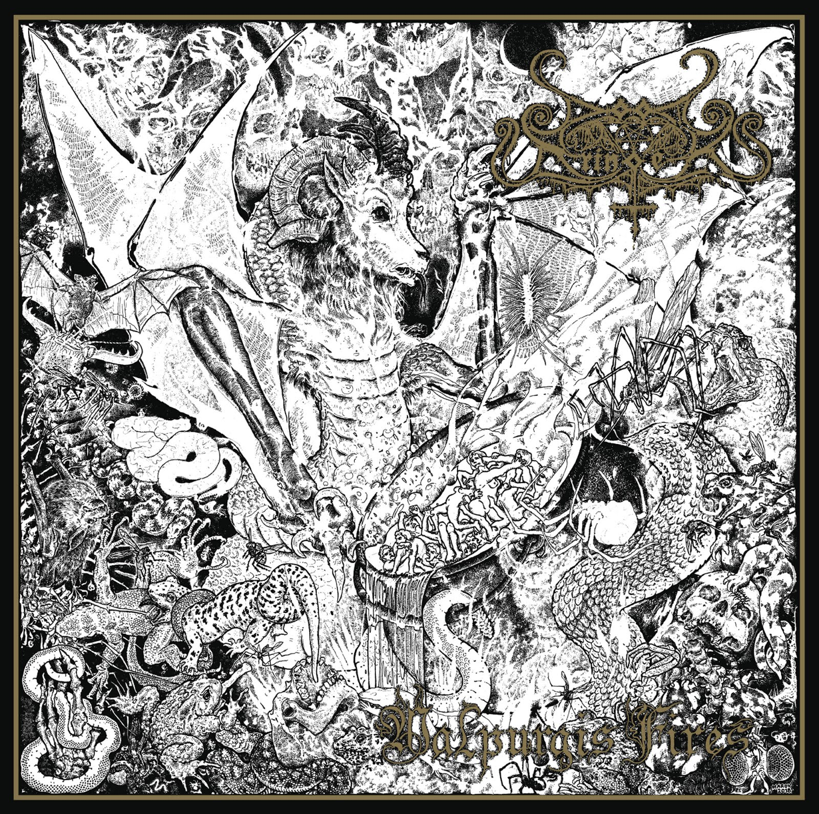 Doombringer (Poland) - Walpurgis Fires Press Release + Track Stream.