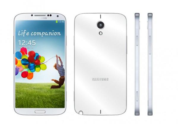 Samsung Galaxy Note 3 Concept Image