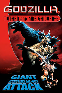 Watch Godzilla, Mothra and King Ghidorah: Giant Monsters All-Out Attack (2001) movie free online