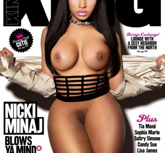 Photo : Nicki Minaj Exposes Her Boobs & Vagina