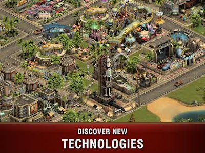 Technologies: Forge of Empires Apk