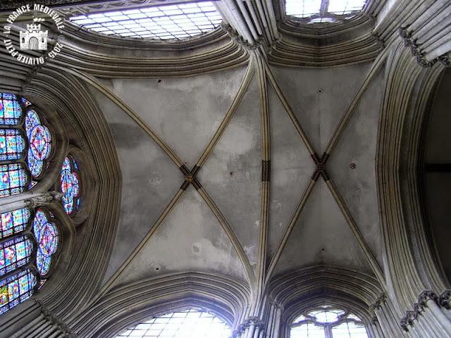 BAYEUX (14) - Cathédrale Notre-Dame (Intérieur)