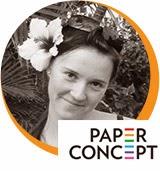 Projektowałam dla sklepu PaperConcept