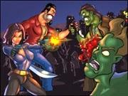 juegos de zombies friv