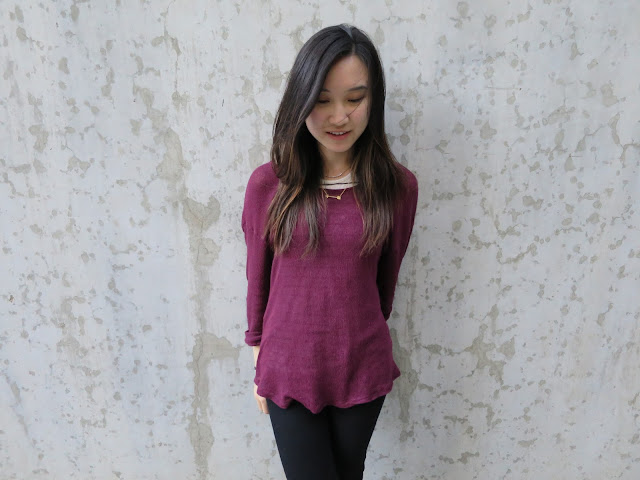 brandy melville, sweater, fall, oufit