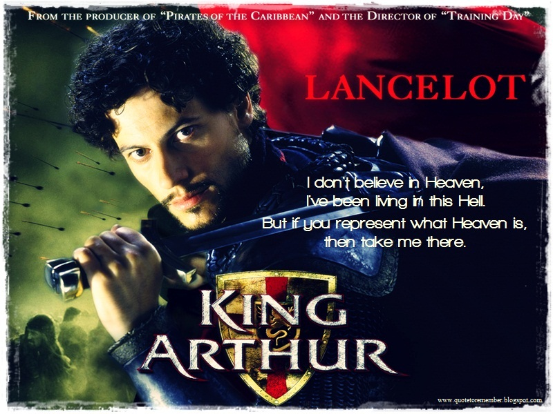 Famous Line Of King Arthur : For two hundred years knights had fought and died a