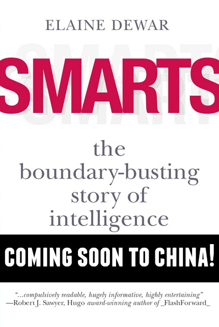 SMARTS soon to be available in translation in China