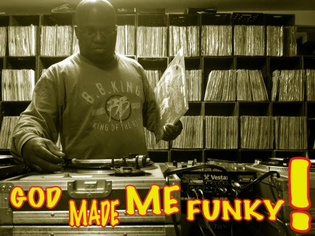 GOD MADE ME FUNKY!