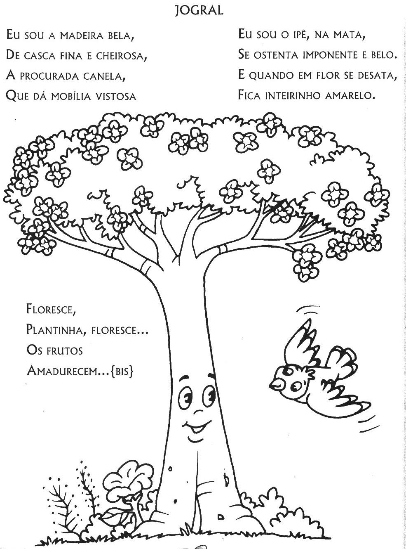 Favoritos Jardim da Tia Di♥: Meio Ambiente - atividades OV31
