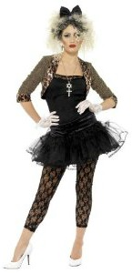 80s Wild Child Costume for ladies