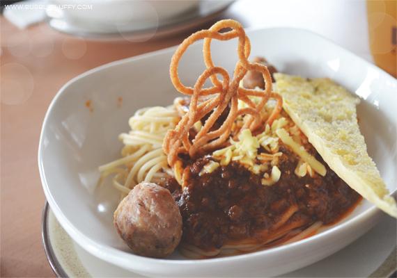 Baang's Pasta