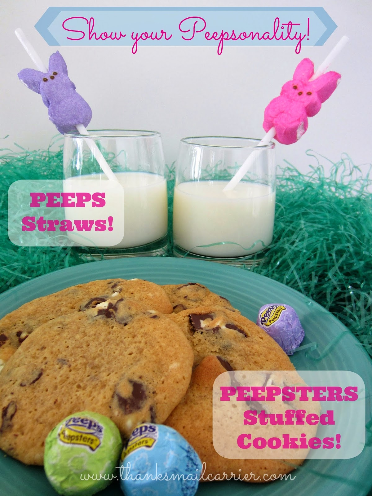 Peeps recipes crafts