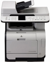 HP Color LaserJet CM2320NF Driver Download